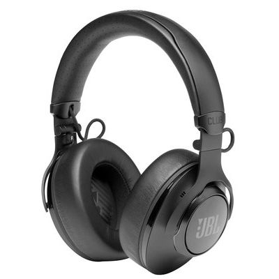 JBL Club 950NC Wireless Bluetooth Noise-Cancelling Headphones - Black