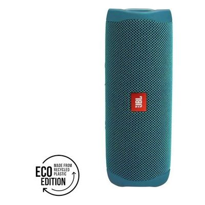 JBL Flip 5 Portable Bluetooth Speaker - Blue