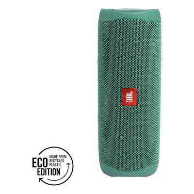 JBL Flip 5 Portable Bluetooth Speaker - Green