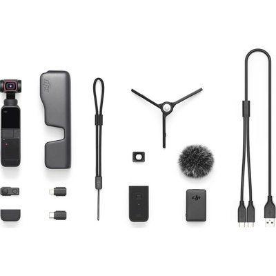 DJI Pocket 2 Camera Creator Combo - Black