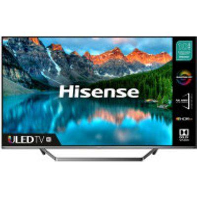 "Hisense H50U7QFTUK 50"" 4K Ultra HD HDR Freeview Play Smart ULED TV"