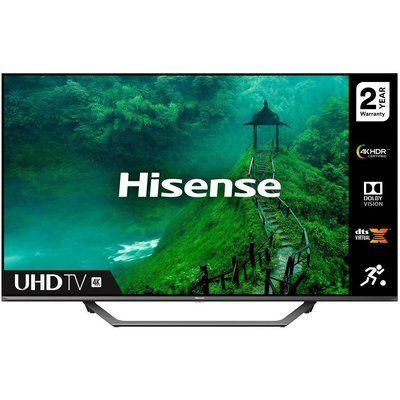 "Hisense 43AE7400FTUK 43"" Smart 4K Ultra HD HDR LED TV with Amazon Alexa"