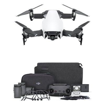 DJI Mavic Air Fly More Drone Combo - Artic White