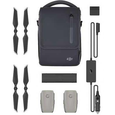 DJI Mavic 2 Fly More Accessory Kit - 2x Batteries, Car Charger, Shoulder Bag