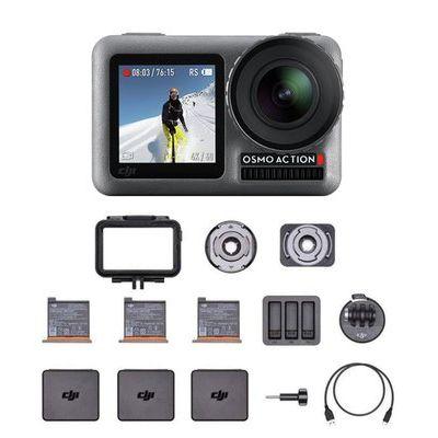 DJI Osmo Pocket Handheld Camera - Black