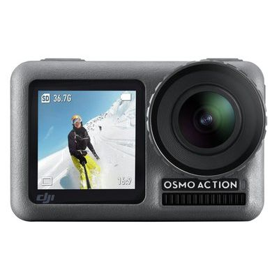 DJI Osmo Action Camera - Grey & Black