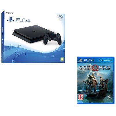 Sony PlayStation 4 Slim & God Of War Bundle