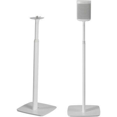 Flexson FLXS1AFS2011 Sonos One & Play:1 Adjustable Floorstand Pair - White