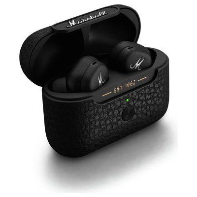 Marshall Motif A.N.C. Wireless Bluetooth Earbuds Black