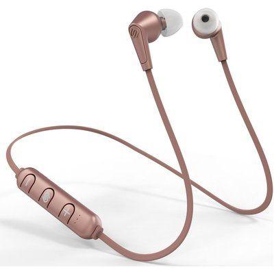 Urbanista Madrid Wireless Bluetooth Earphones - Rose Gold