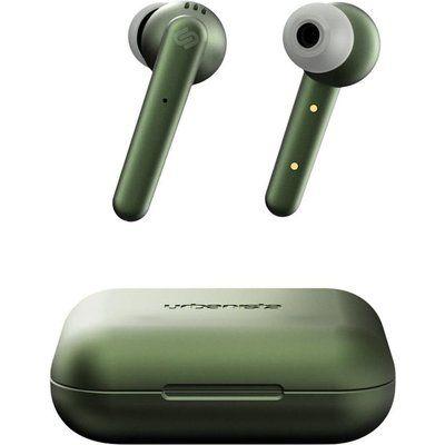 Urbanista Paris Wireless Bluetooth Earphones - Olive Green