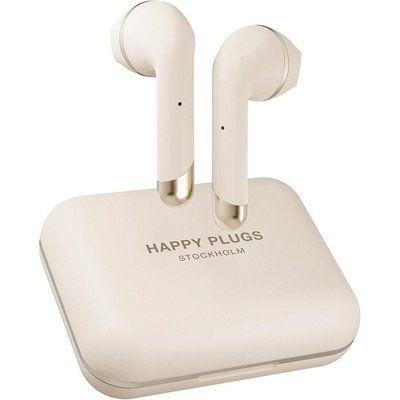 Happy Plugs Air 1 Plus Wireless Bluetooth Earphones - Gold