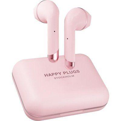 Happy Plugs Air 1 Plus Wireless Bluetooth Earphones - Pink Gold