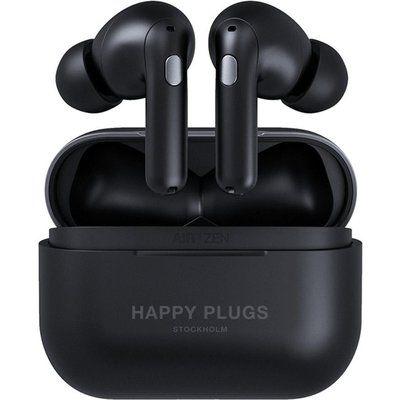 Happy Plugs Air 1 Zen Wireless Bluetooth Earbuds - Black