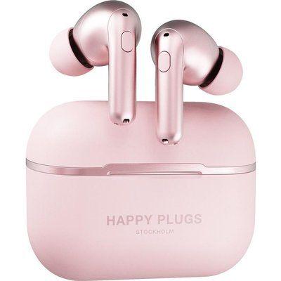 Happy Plugs Air 1 Zen Wireless Bluetooth Earbuds - Pink Gold