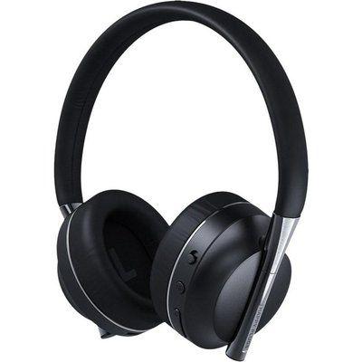 Happy Plugs Play Wireless Bluetooth Kids Headphones - Black
