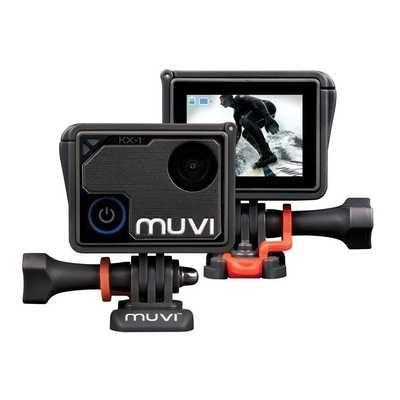 Veho Muvi KX-1 Handsfree 4K Action Camera with 12MP Lens
