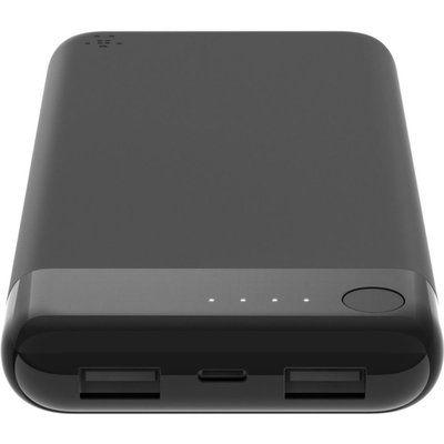 Belkin Lightning Pack Portable Power Bank - Black