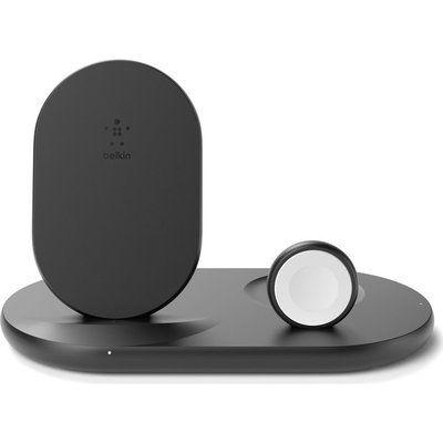 Belkin 3-in-1 WIZ001myBK Apple Wireless Charger