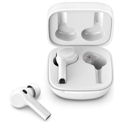 Belkin SoundForm Freedom In-Ear True Wireless Earbuds -White