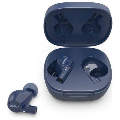 Belkin SoundForm Rise In-Ear True Wireless Earbuds - Blue