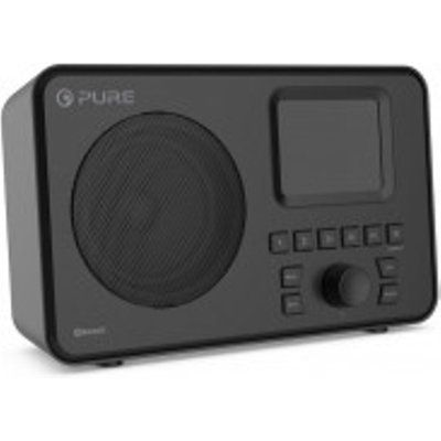 Pure ELAN-ONE FM/DAB+ Radio with Bluetooth - Black