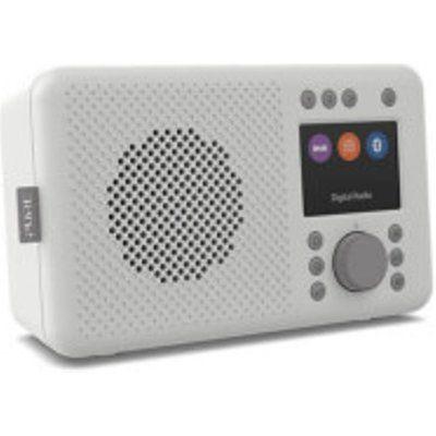 Pure ELAN DAB+ Radio with Bluetooth - Stone Grey