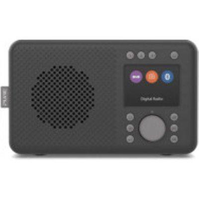 Pure ELAN DAB+ Radio with Bluetooth - Charcoal