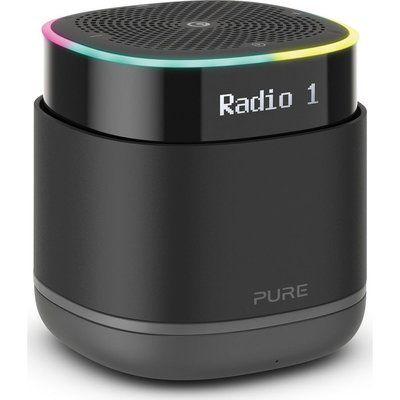 Pure StreamR Portable DAB Bluetooth Radio - Charcoal