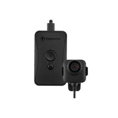 Transcend DrivePro Body 52 Tethered Camera - Black