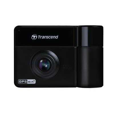 Transcend DrivePro 550B 64GB Full HD Dual Lens Dashcam