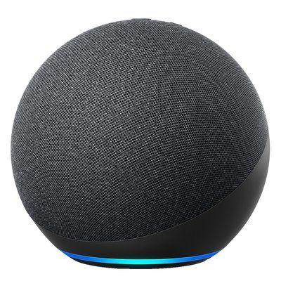 Amazon Echo 4th Gen Smart Speaker With Alexa- Black