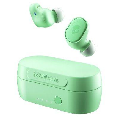 Skullcandy Sesh Evo In-Ear True Wireless Headphones - Mint