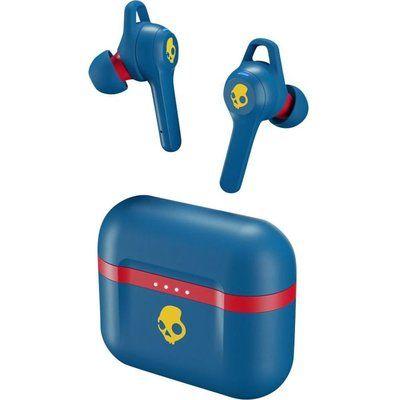 Skullcandy Indy Evo Wireless Bluetooth Earphones - 92 Blue