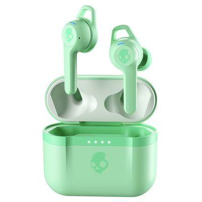 Skullcandy Indy Evo In-Ear True Wireless Headphones - Mint