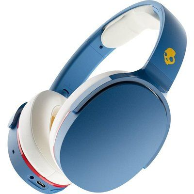 Skullcandy Hesh Evo Wireless Bluetooth Headphones - Blue & White