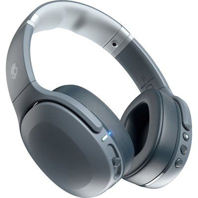Skullcandy Crusher Evo Wireless Bluetooth Headphones - Chill Grey