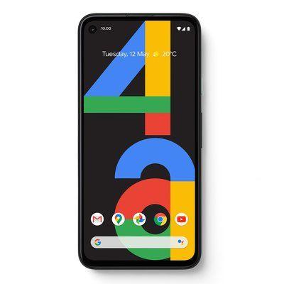 Google Pixel 4a 128GB in Just Black