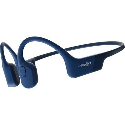 Aftershokz Aeropex Wireless Bluetooth Headphones - Blue
