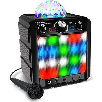 ION Party Rocker Express Portable Bluetooth Speaker - Black