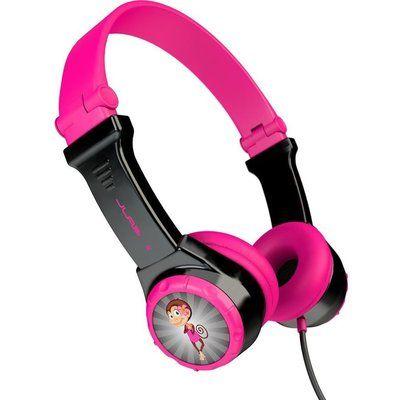 Jlab Audio JLAB JBuddies Folding Kids Headphones - Pink