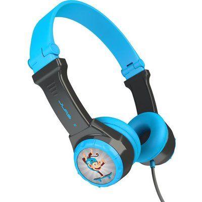 Jlab Audio JLAB JBuddies Folding Kids Headphones - Blue
