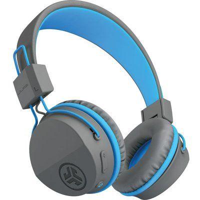 Jlab Audio JBuddies Studio Wireless Bluetooth Kids Headphones - Blue