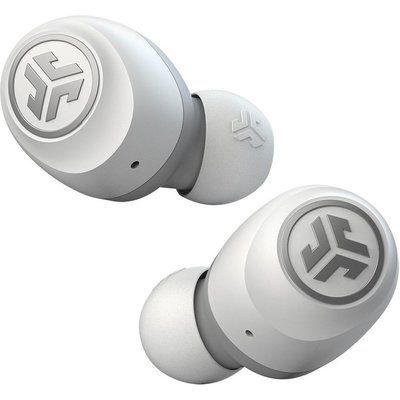 Jlab Audio GO Air Wireless Bluetooth Earphones - White & Grey