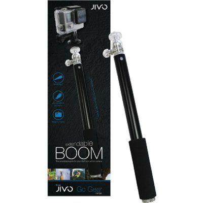 Jivo Technology Go Gear Go Pro Boom Pole - Black