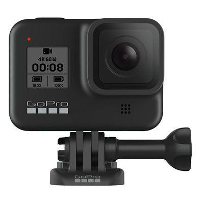GoPro HERO8 Black 4K Ultra HD Action Camera