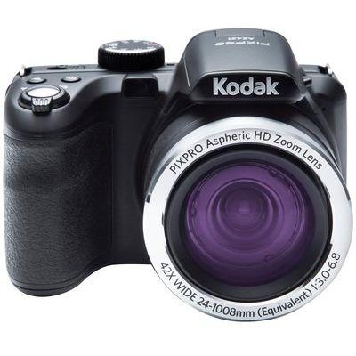 Kodak PixPro AZ421 16MP 42x Zoom Bridge Camera - Black