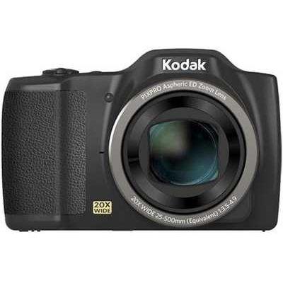 Kodak PIXPRO FZ201 Bridge Camera - Black