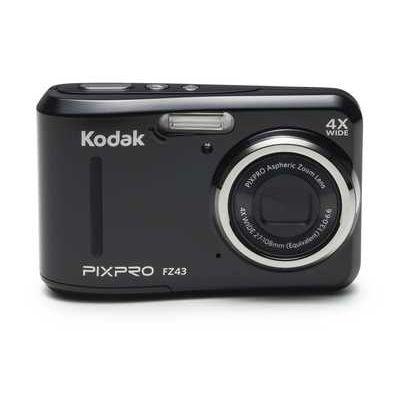 Kodak PIXPRO FZ43 (16.15MP) Digital Camera - Black