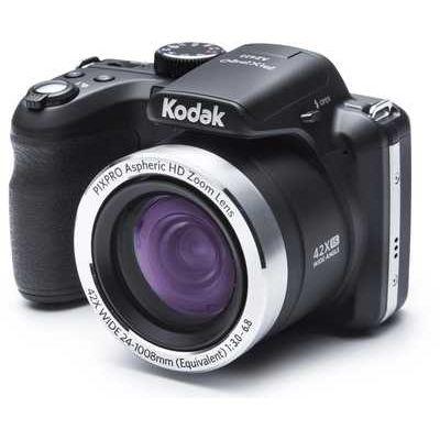 Kodak PIXPRO AZ422 Astro Zoom Bridge Camera - Black